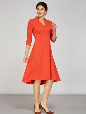 Fuller bust dress, bigger bust dress, DD+ clothing, DD+ dress