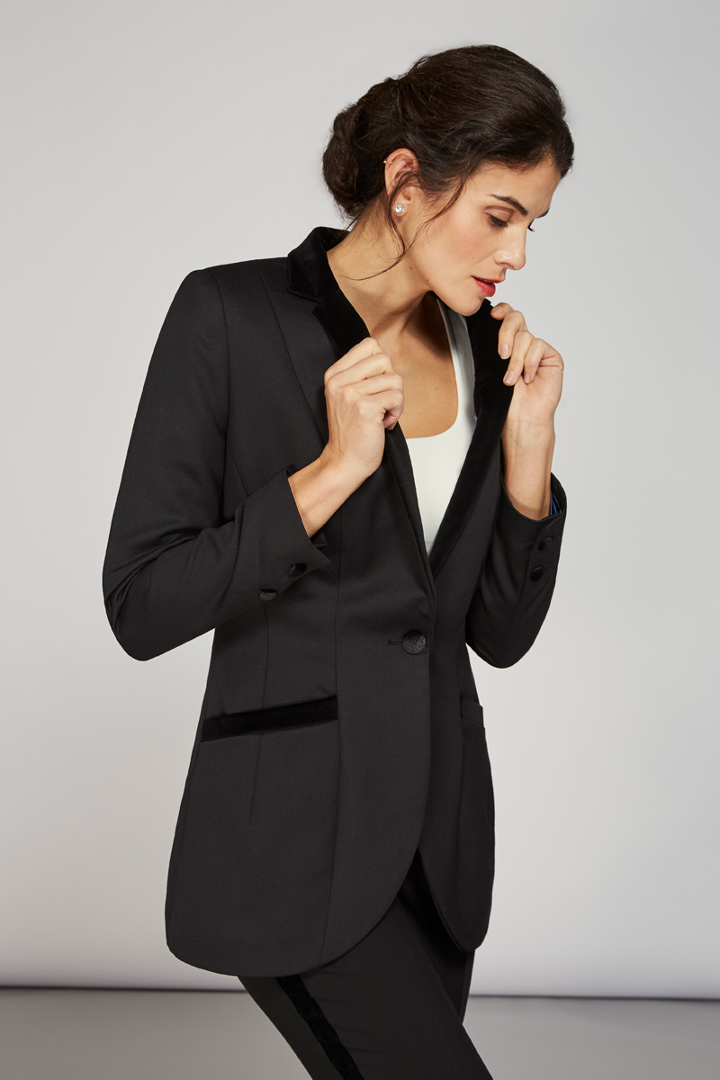 Alice Fawke - perfect jacket for a fuller bust - Amanda jacket